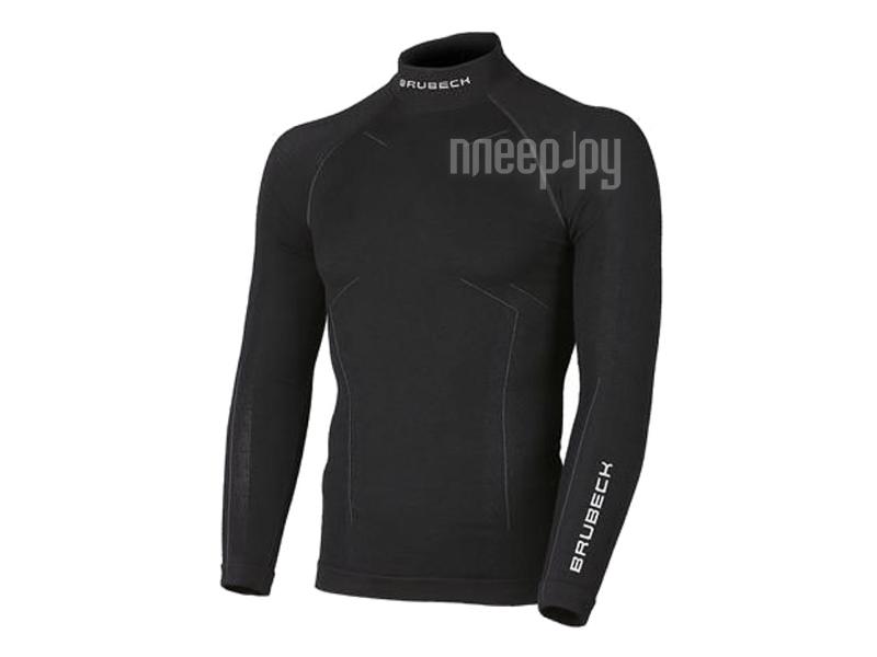 Рубашка Brubeck Wool Merino M Black LS10510 / LS11920 мужская за