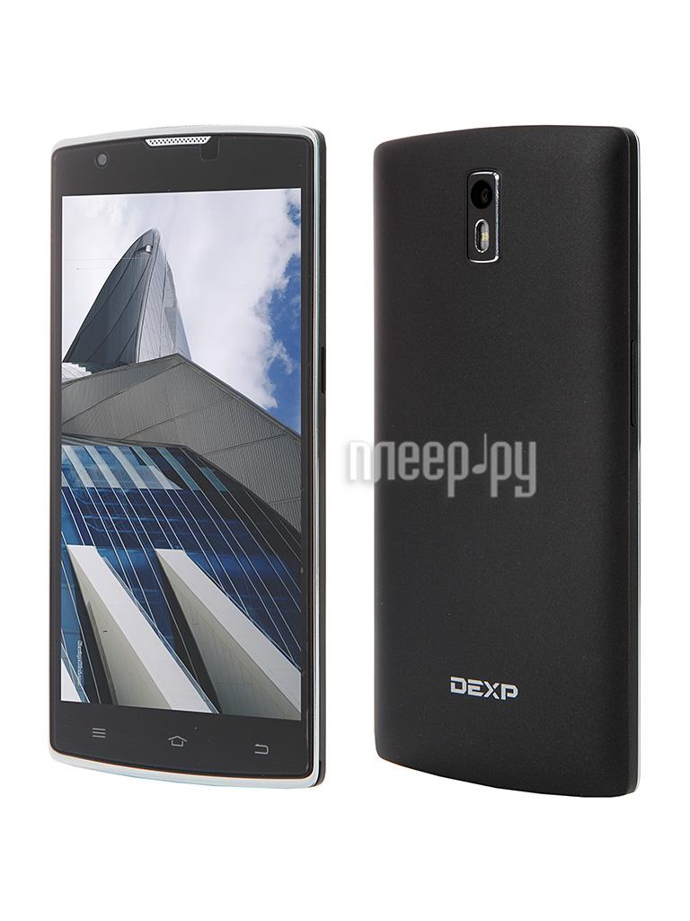 Сотовый телефон DEXP Ixion ES155 Vector Black