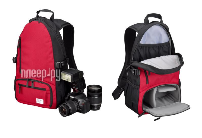 Рюкзак Hakuba Shell City Plus Daypack M Red SP-CT-DPMRD