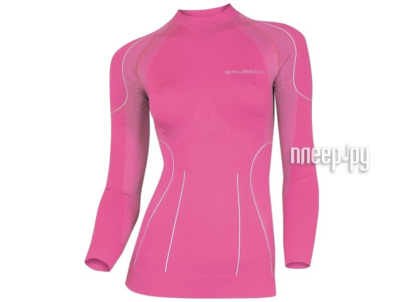 Рубашка Brubeck Thermo XL Pink LS11660