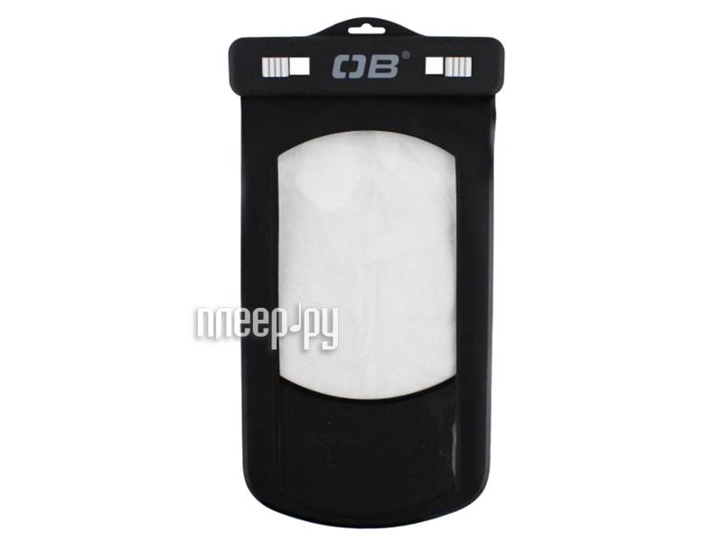 Гермомешок OverBoard Waterproof Large Phone Case OB1106BLK