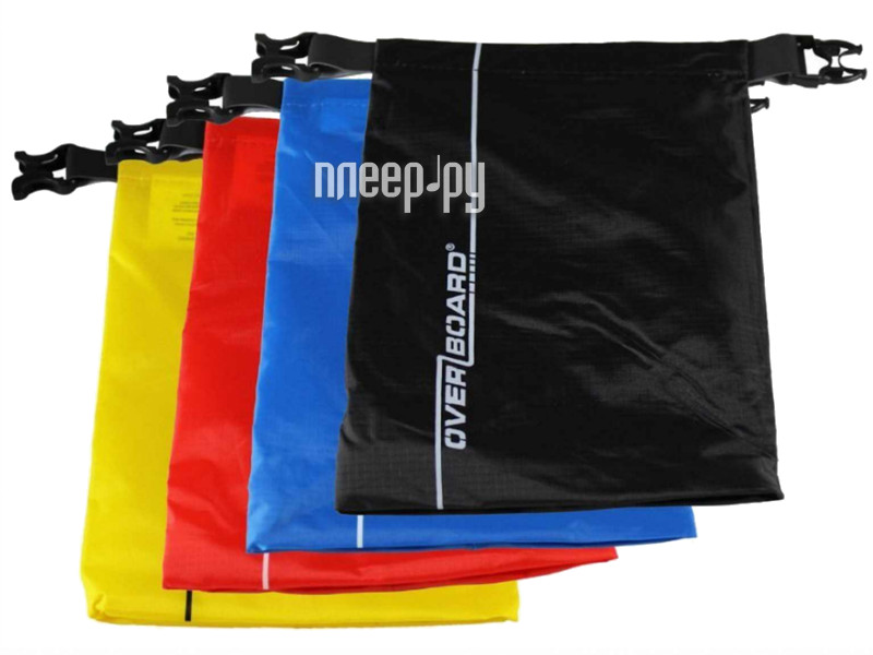 Сумка OverBoard Waterproof Dry Pouch Multipack OB1031MP