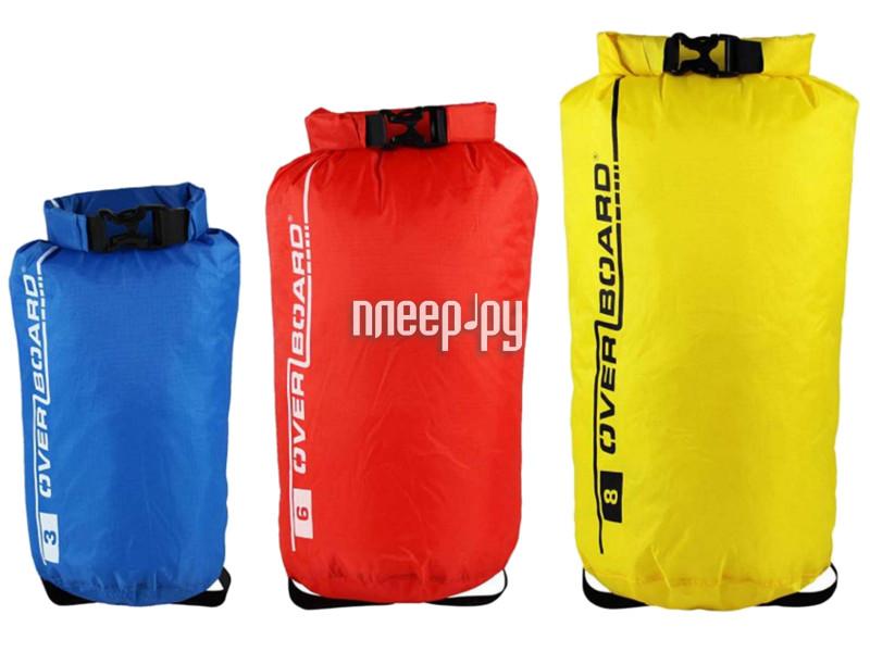 Гермомешок OverBoard Dry Bag Multipack Divider Set OB1032MP