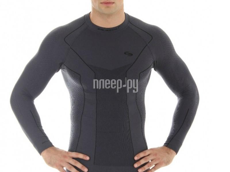 Рубашка Brubeck Thermo XL Blue LS11670 мужская