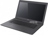������� Acer Aspire E5-772G-57DL Black NX.MV9ER.006 (Intel Core i5-5200U 2.2 GHz/4096Mb/500Gb/DVD-RW/nVidia GeForce 940M 2048Mb/Wi-Fi/Bluetooth/Cam/17.3/1600x900/Windows 10 64-bit) 322763