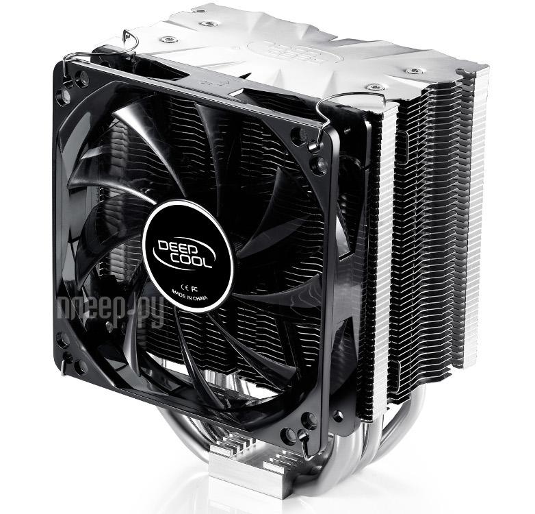 Кулер DeepCool Ice Blade PRO V2 (PWM LGA775/LGA1155/LGA1150/LGA1156/LGA1366/LGA2011/AM2/AM3+
