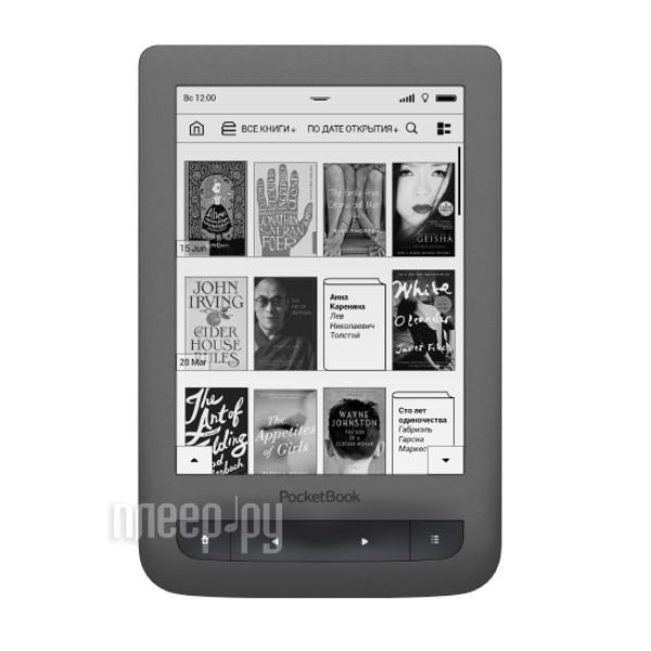 Электронная книга PocketBook 626 Plus Grey
