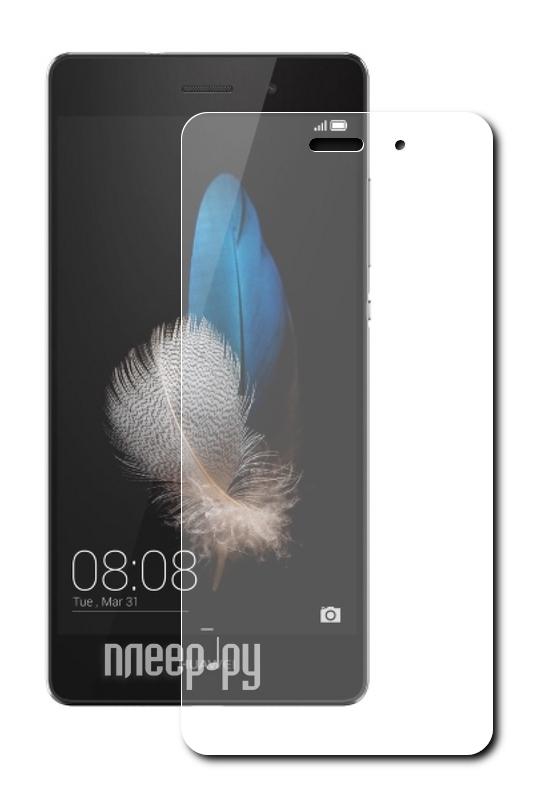 Аксессуар Защитная пленка Huawei P8 Lite LuxCase антибликовая 51623