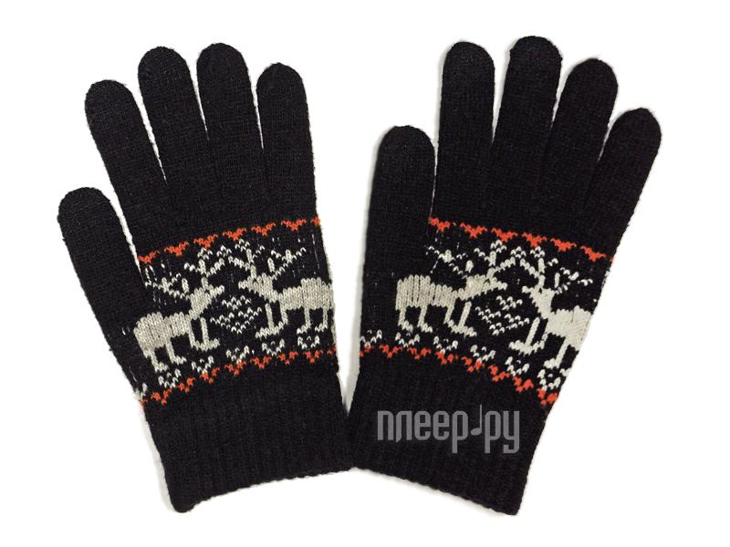 Теплые перчатки для сенсорных дисплеев Harsika 0115