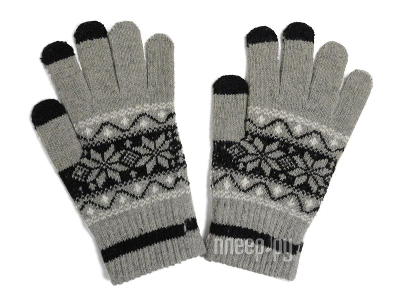 Теплые перчатки для сенсорных дисплеев Harsika р.UNI 0515