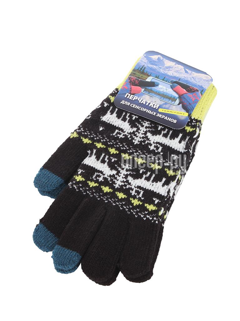 Теплые перчатки для сенсорных дисплеев Harsika 0615