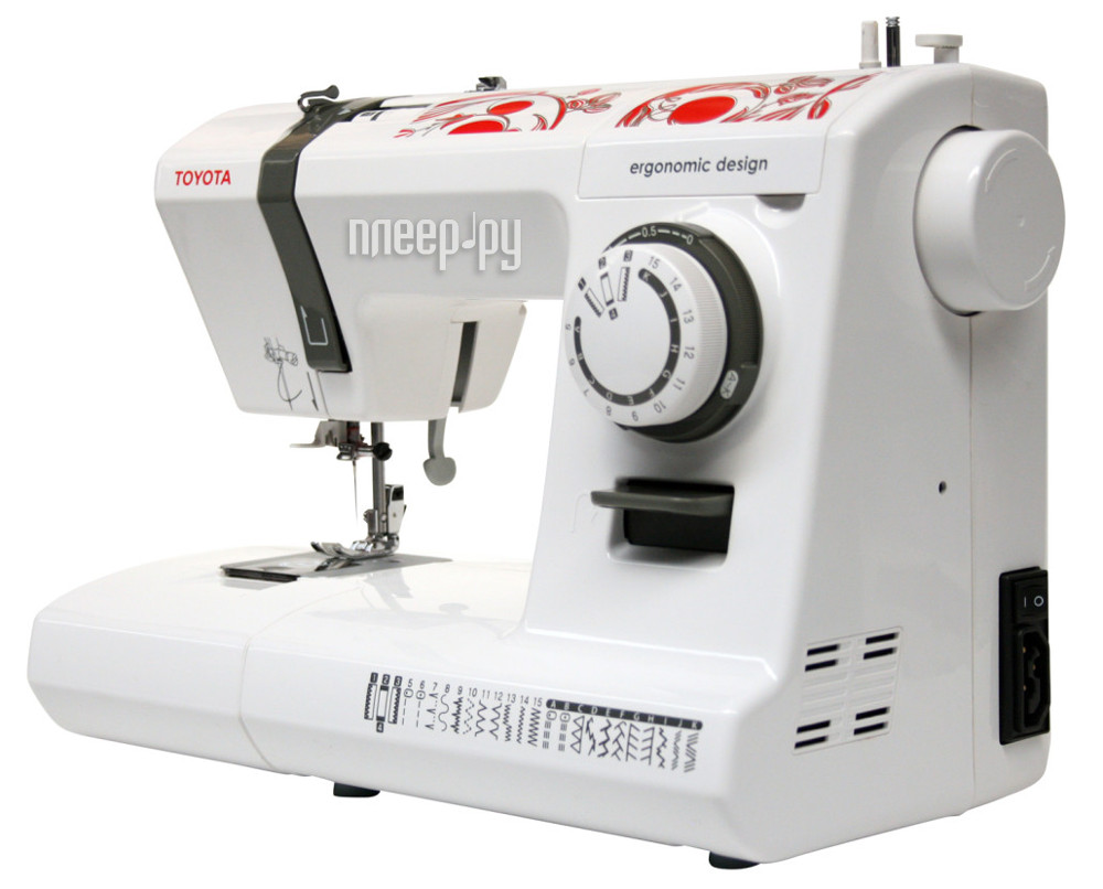 Швейная машинка Toyota ECO 26C