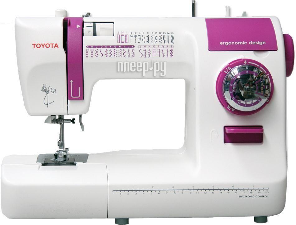 Швейная машинка Toyota ECO 34A