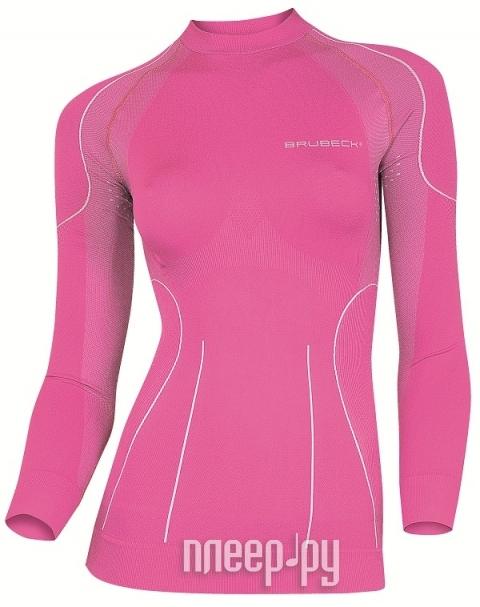 Рубашка Brubeck XL Pink LS01430 женская