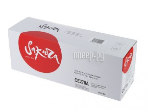 Купить Картридж Sakura SACE278A / CE278A для HP LaserJet Pro P1560/P1566/P1600/P1606DN/M1536DNF