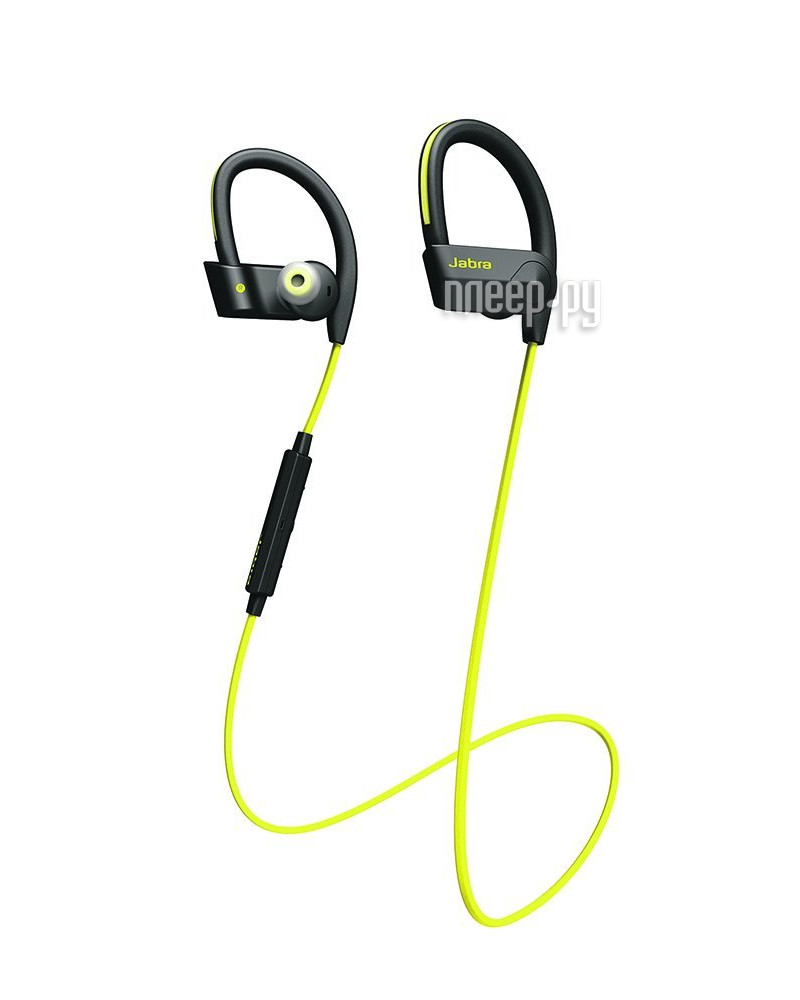 Гарнитура Jabra Sport Pace Yellow