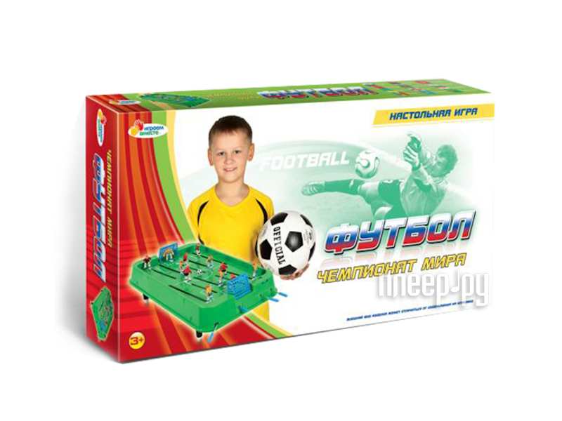 Настольная игра Играем вместе Футбол A553-H30007-R