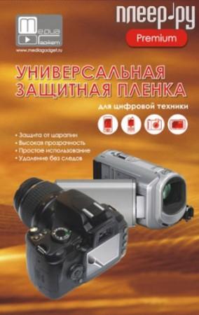 Защитная пленка Защитная пленка универсальная Media Gadget Premium 5 глянцевая MG264  Pleer.ru  597.000
