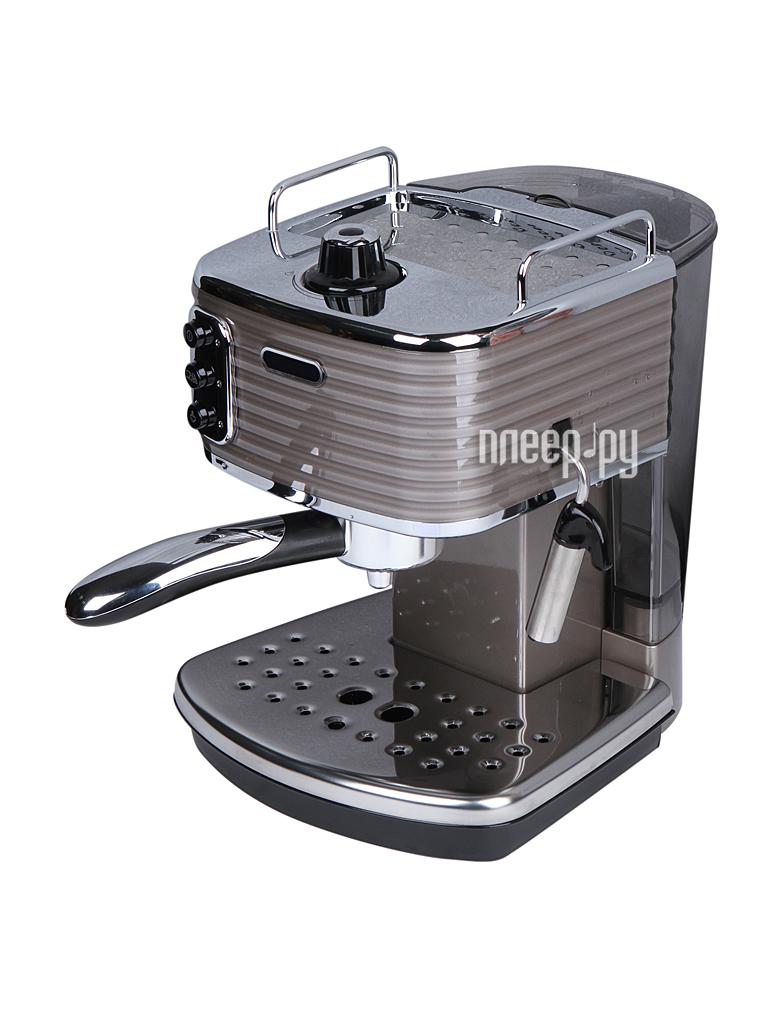 Кофеварка DeLonghi ECZ 351 Beige