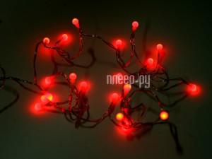 Купить Гирлянда Koopman International Цветные шарики 1.9m Red XX8710860