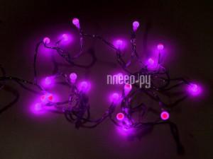 Купить Гирлянда Koopman International Цветные шарики 1.9m Violet XX8710860