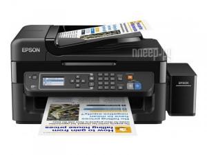 Купить МФУ Epson L566