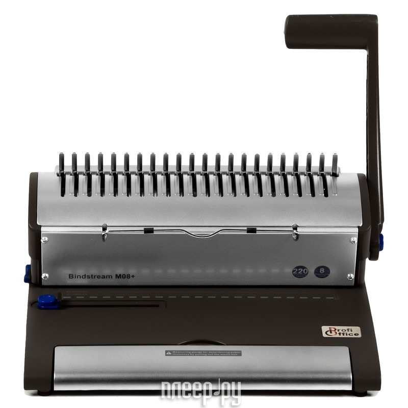 Переплетная машина ProfiOffice Bindstream M08+