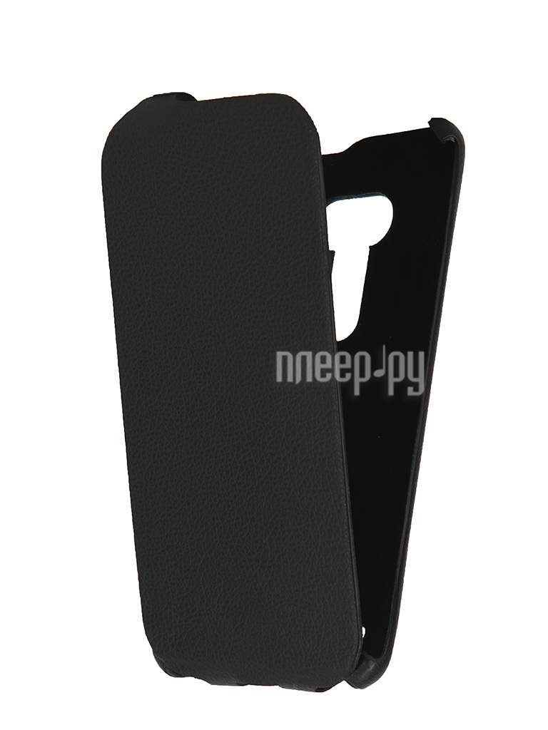 Аксессуар Чехол-книжка Cojess for ASUS ZenFone 2 Selfie ZD551KL Ultra Slim Экокожа Флотер Black