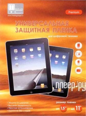 Аксессуар Защитная пленка универсальная Aksberry / Media Gadget Premium от 1.5 до 11