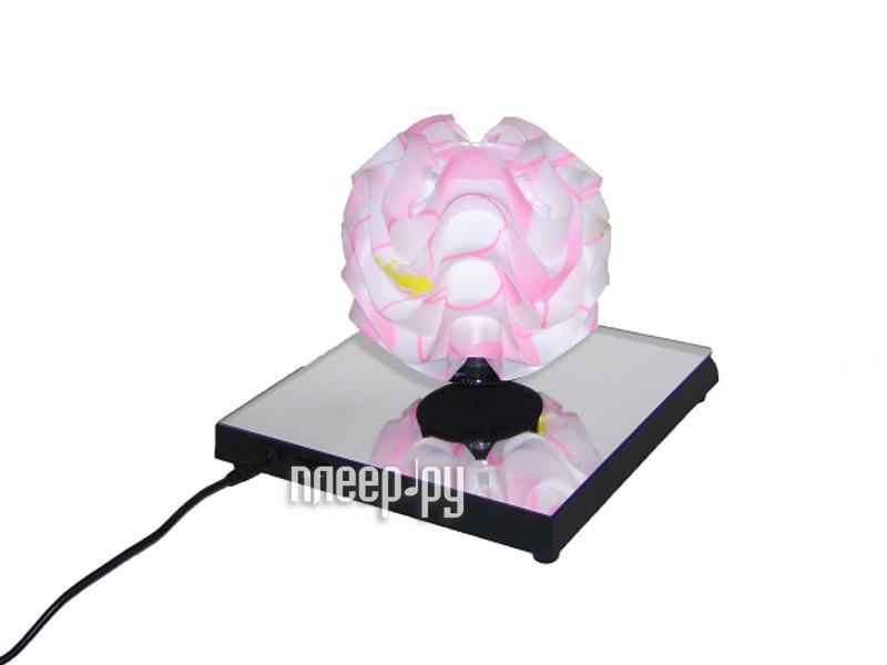 Глобус СмеХторг Цветок - светильник на электромагнитной подставке