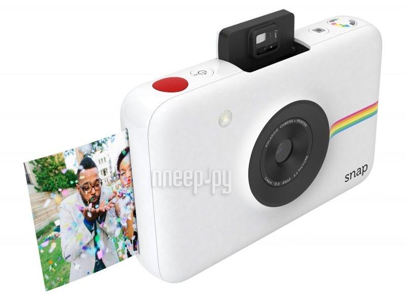 Фотоаппарат Polaroid Snap White
