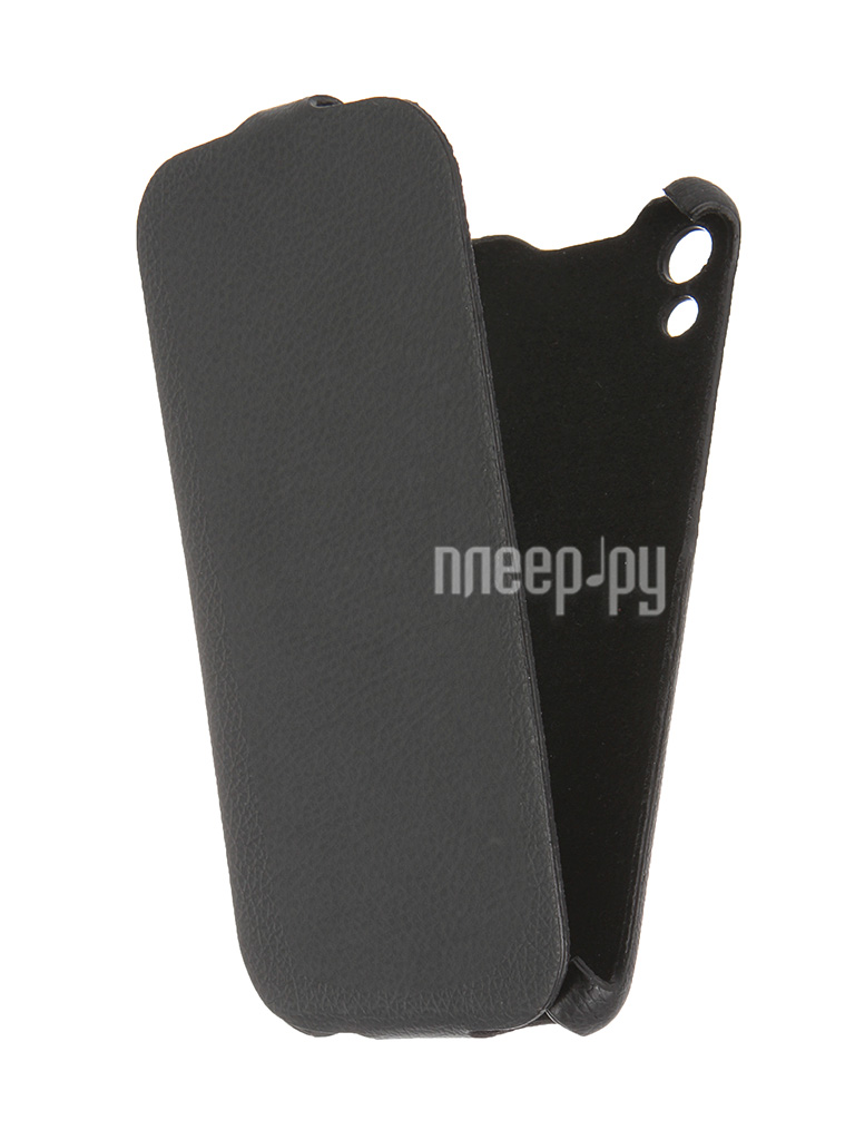 Аксессуар Чехол-книжка HTC Desire 626 Cojess Ultra Slim Экокожа Флотер Black