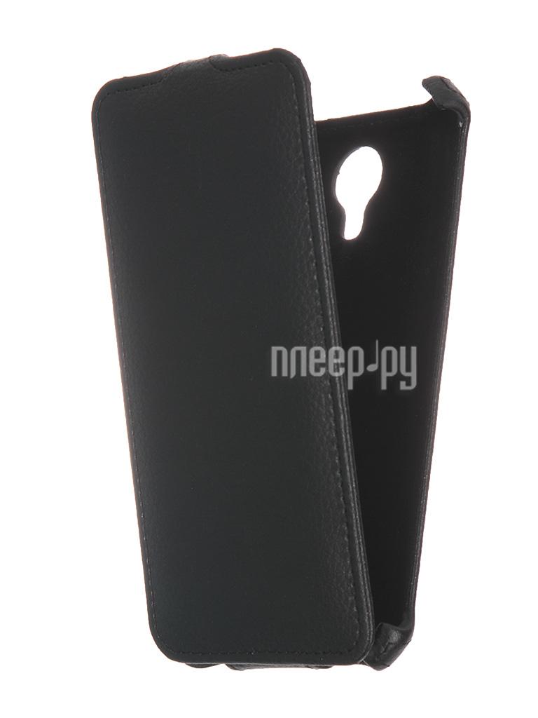 Аксессуар Чехол-флип Meizu M2 Note Gecko Black GG-F-MEIM2NOTE-BL