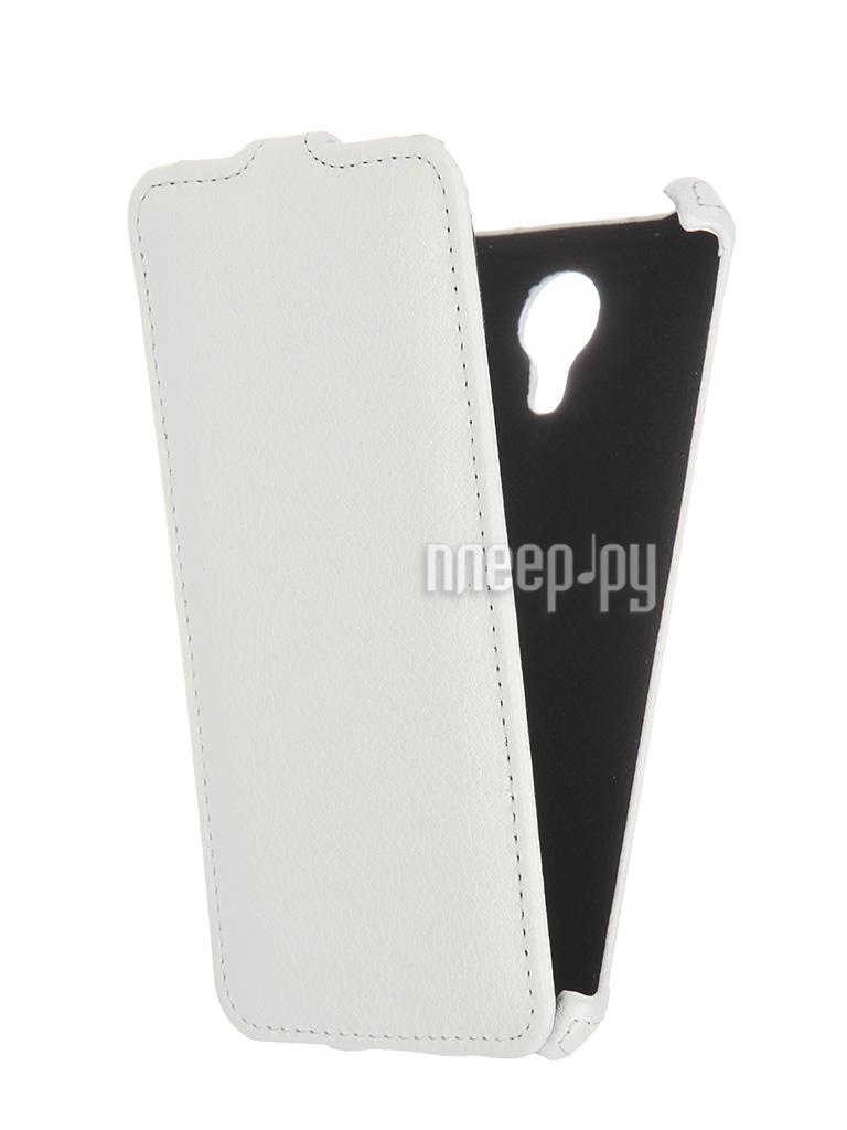 Аксессуар Чехол-флип Meizu M2 Note Gecko White GG-F-MEIM2NOTE-WH