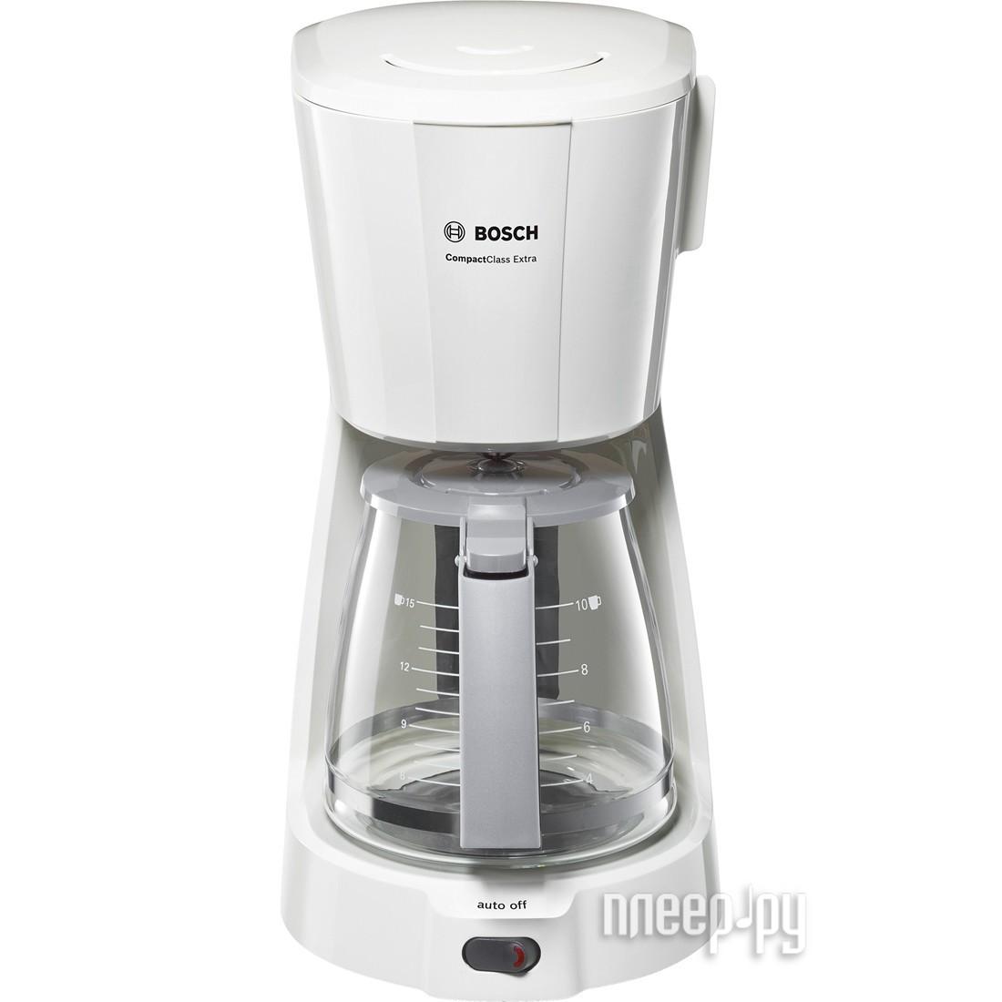 Кофеварка Bosch TKA 3A031 White