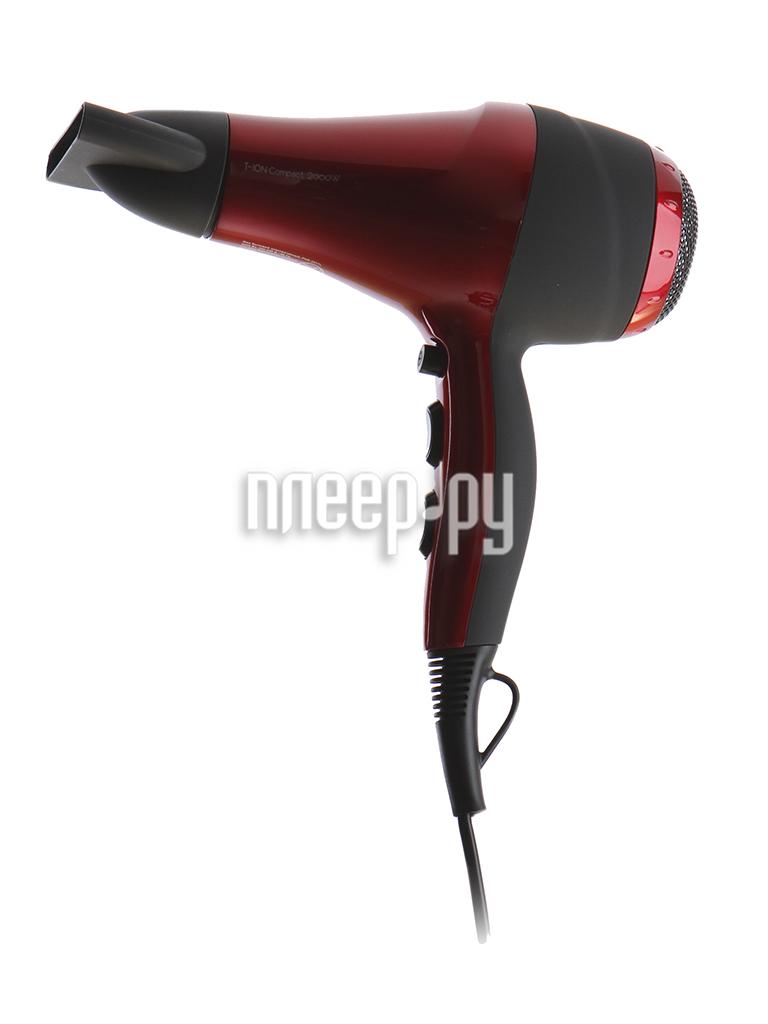 Фен Polaris PHD 2077i Red-Black