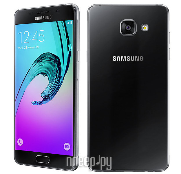 Сотовый телефон Samsung SM-A510F/DS Galaxy A5 Black