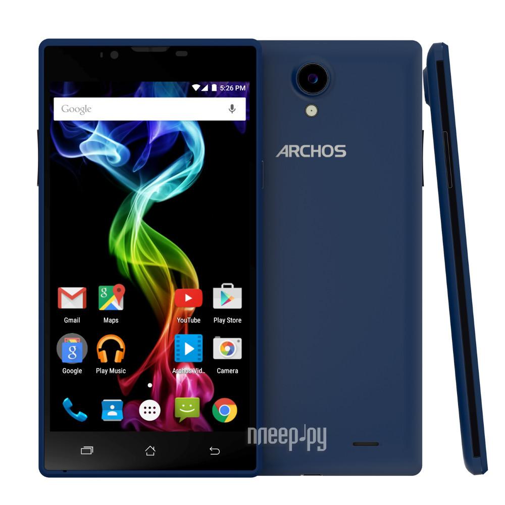 Сотовый телефон Archos 55 Platinum