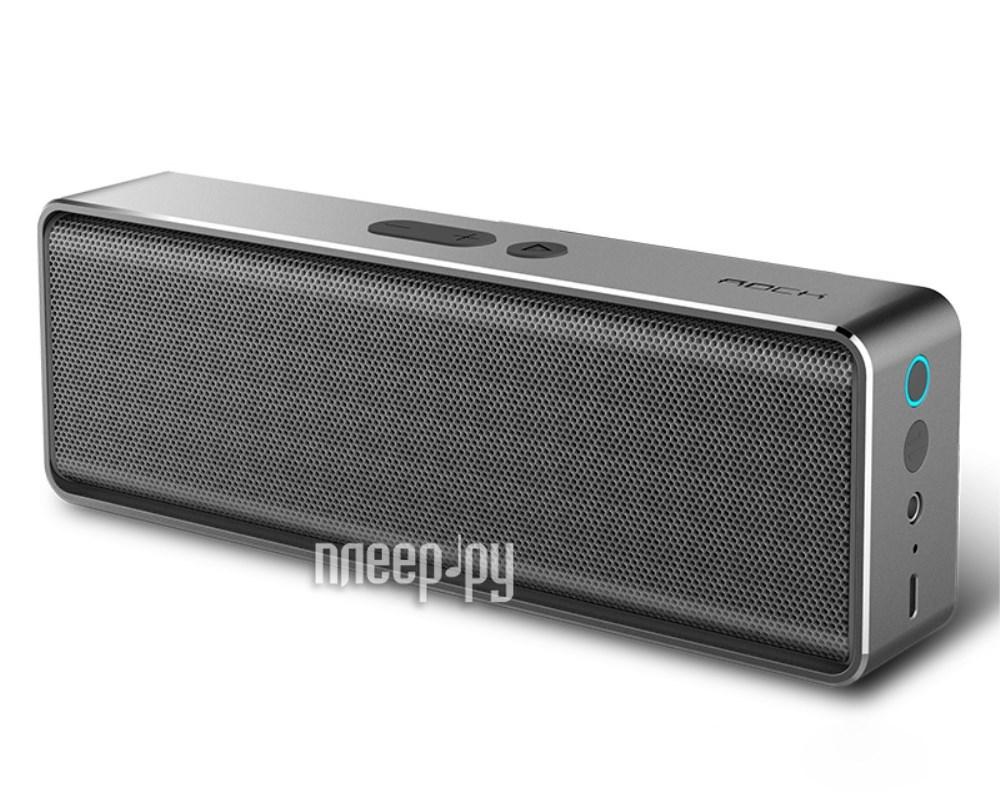 Колонка Rock Mubox Bluetooth Speaker RAU0506 Space Grey