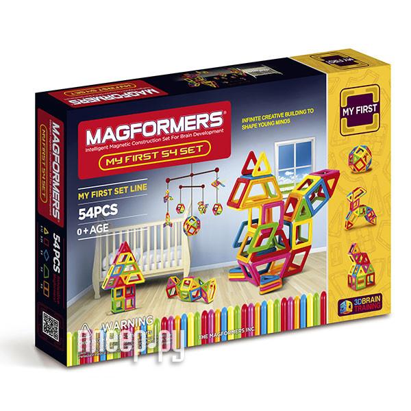 Конструктор Magformers My First 63108 за 5634 рублей