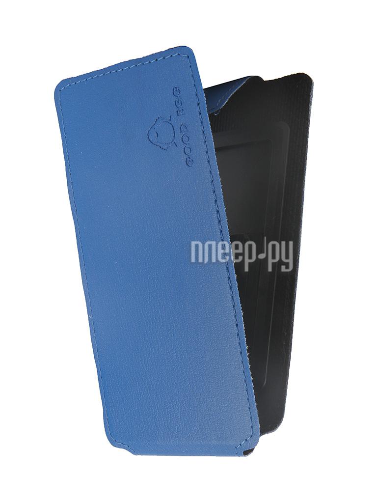 Аксессуар Чехол-книжка Good Egg 5.3-5.7-inch Blue GEBC-57BU за 226 рублей