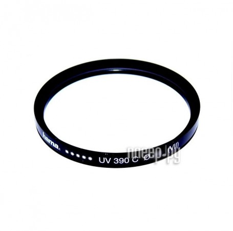 Светофильтр Hama UV 390 67mm (70167)  Pleer.ru  2106.000