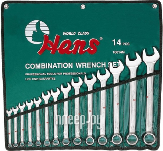 Набор инструмента Hans 16614М