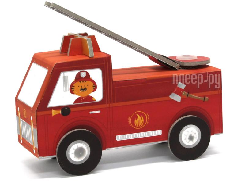 Конструктор Krooom Fold My Пожарная машина k-454
