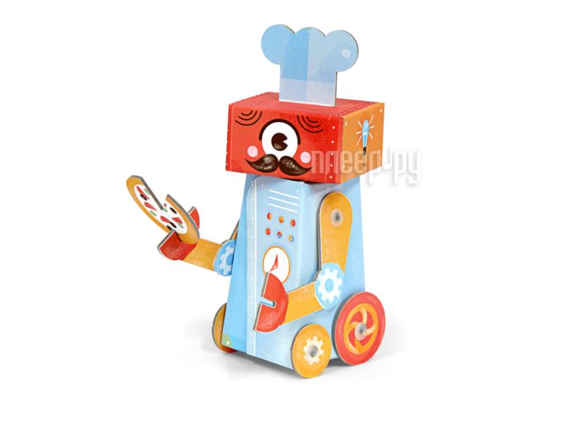 Конструктор Krooom Fold My Робот шеф-повар k-462