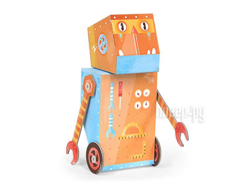 Конструктор Krooom Fold My Робот строитель k-461 за 353 рублей