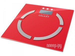 Купить Весы Galaxy GL 4851 Red