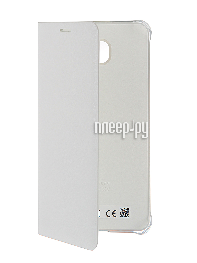 Аксессуар Чехол Samsung Galaxy A7 2016 White EF-WA710PWEGRU