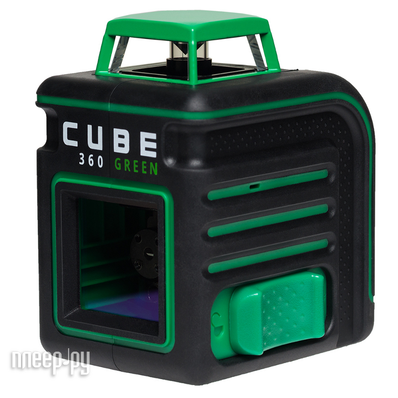 Нивелир ADA CUBE 360 Green Ultimate Edition А00470