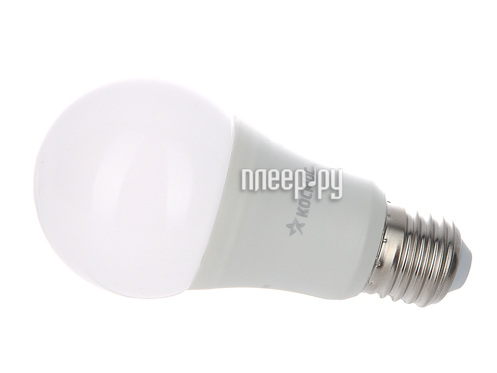 Лампочка Космос A60 E27 11W 220V 4500K Lksm_LED11wA60E2745